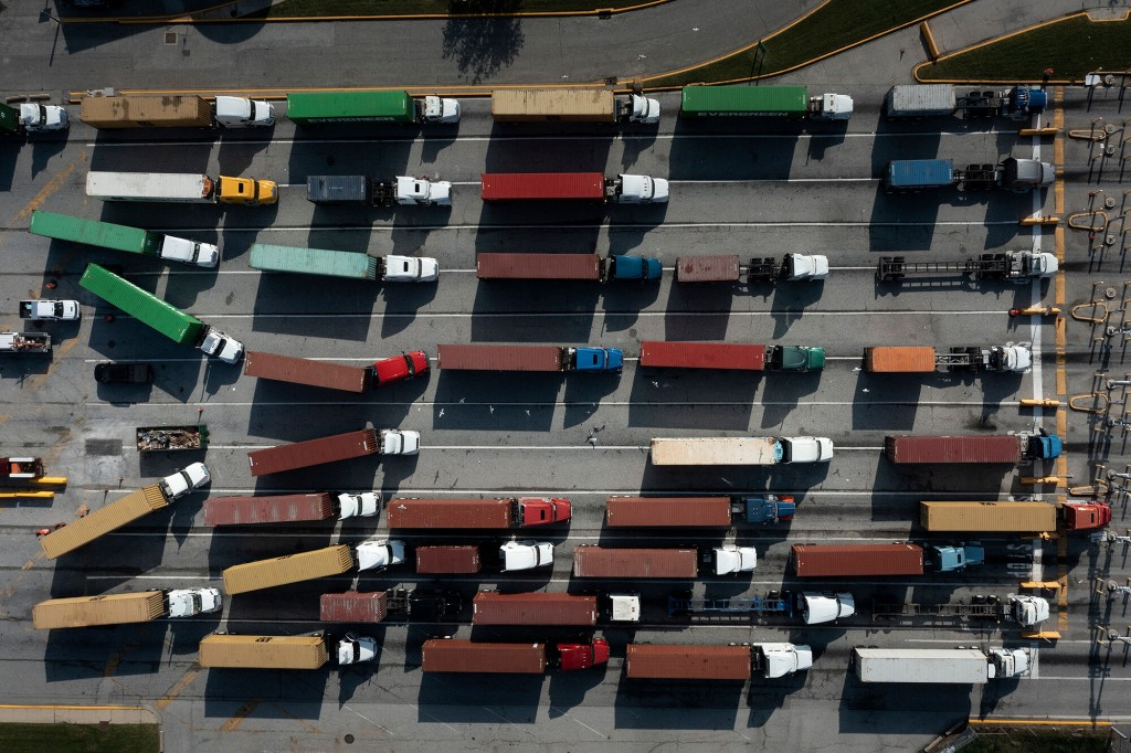 Wanted: 80,000 Truck Drivers To Help Fix The Supply Chain