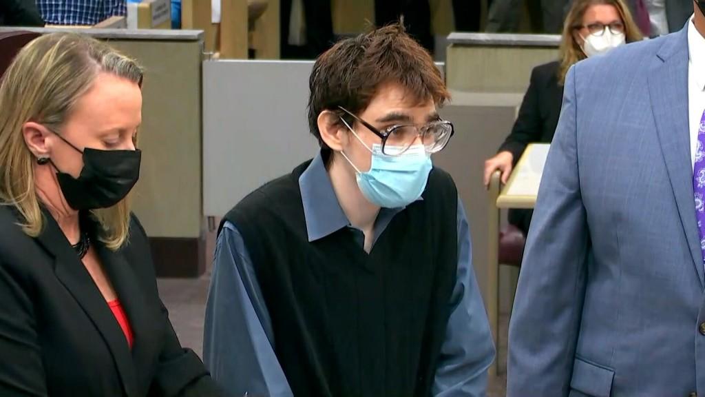 Nikolas Cruz Pleads Guilty To Murder Charges For Parkland High School Massacre