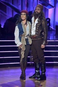 'dancing With The Stars' Has A Double Elimination For Disney Week