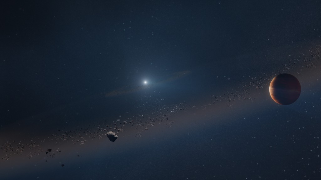 This Dead Star Offers A Glimpse Of Our Solar System's Eventual Fate