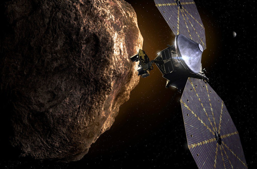 Nasa's Lucy Mission Has Launched To Explore Never Before Seen Asteroids