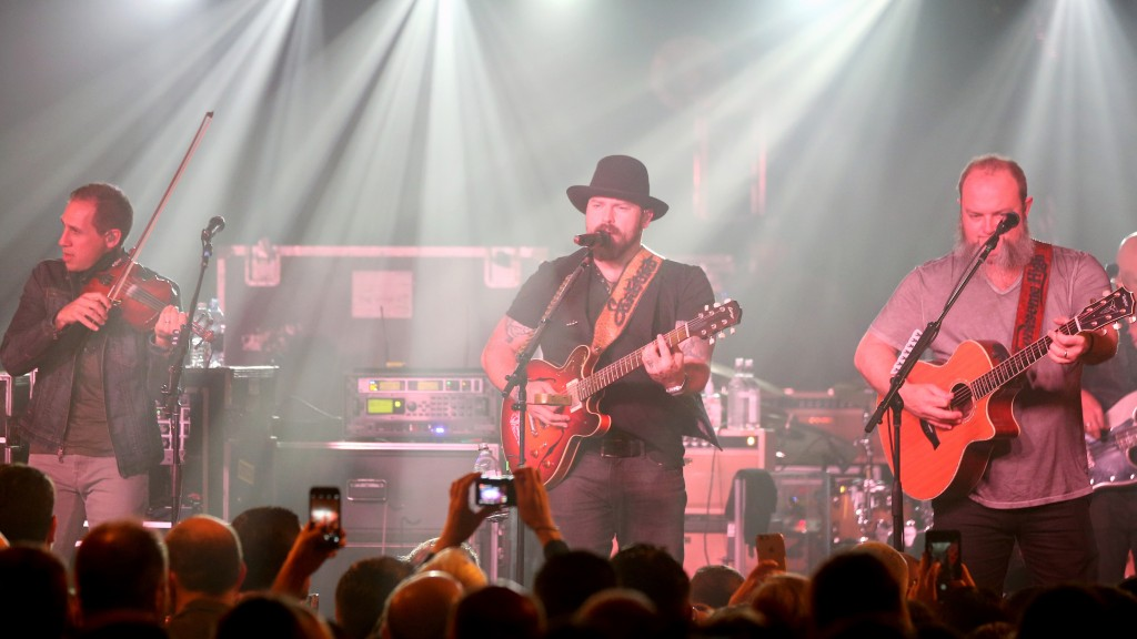 Zac Brown Talks New Album And Recovering From Covid 19