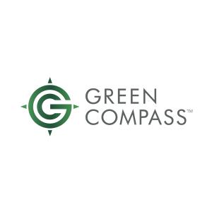 green compas logo