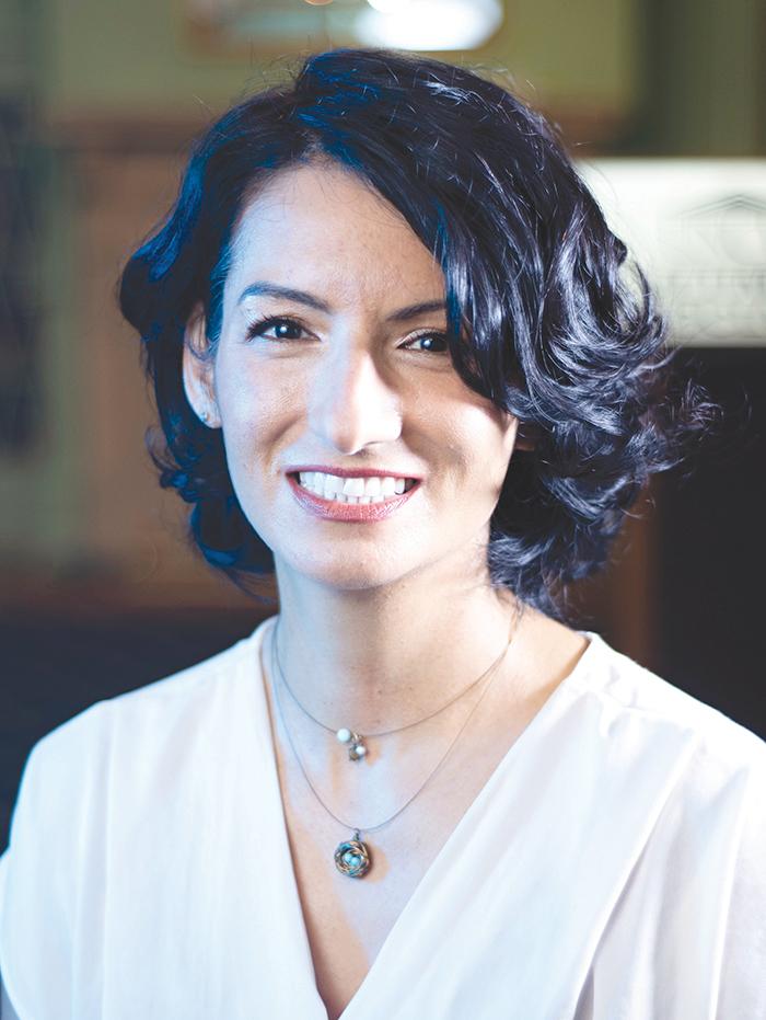 Edelmira Segovia, Distinguished Diversity Awardee