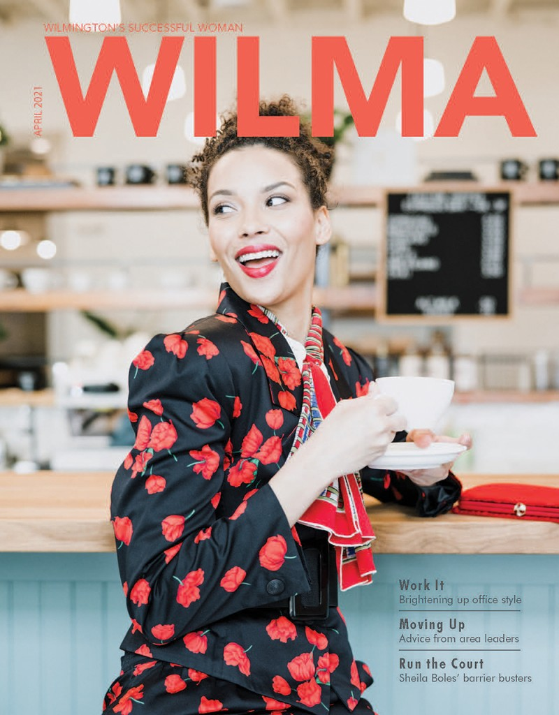 Wilma April 2021 Cover