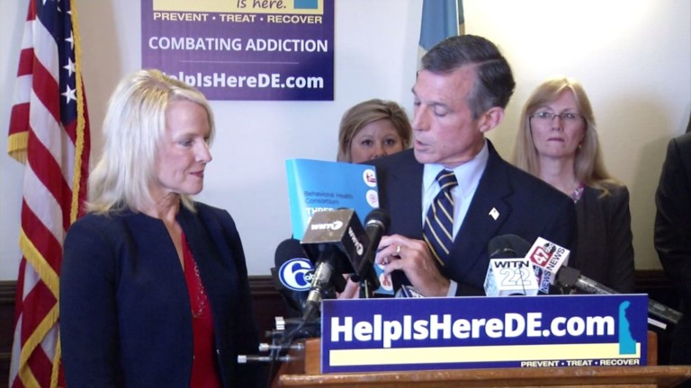 Delaware releases plan of action for mental health and