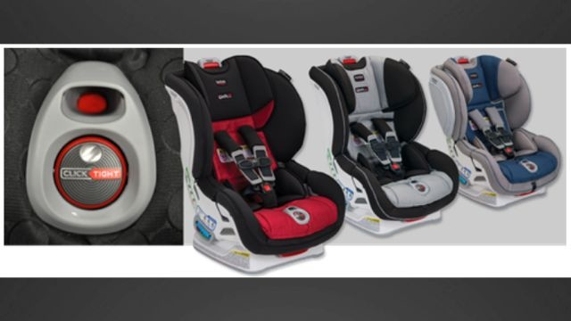 AP Britax Is Recalling More Than 200000 Child Car Seats With Harness Adjuster Buttons That May Stick And Cause Shoulder Straps To Loosen