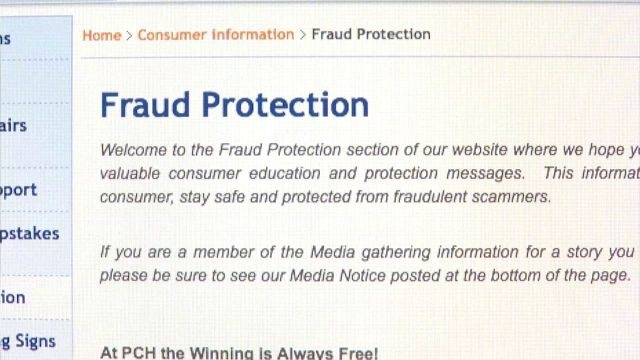 Publishers Clearing House scam persists - 47abc