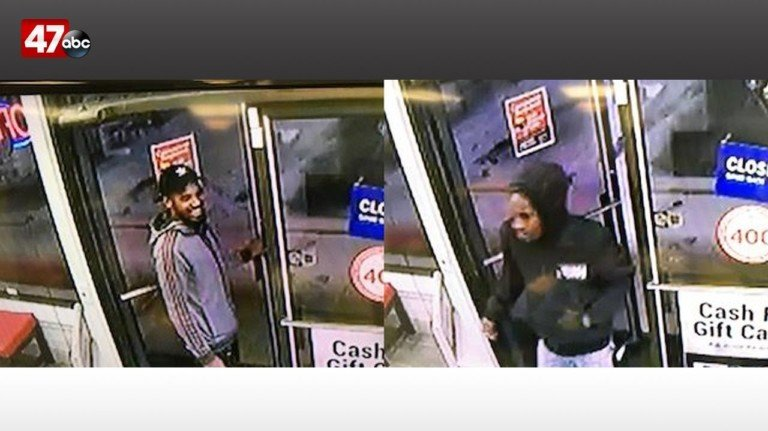 Two sought in connection to shoplifting incident in Dover