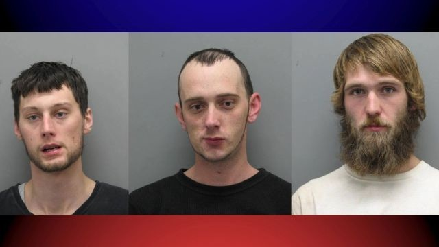Shoplifting arrest leads to meth lab discovery in Felton