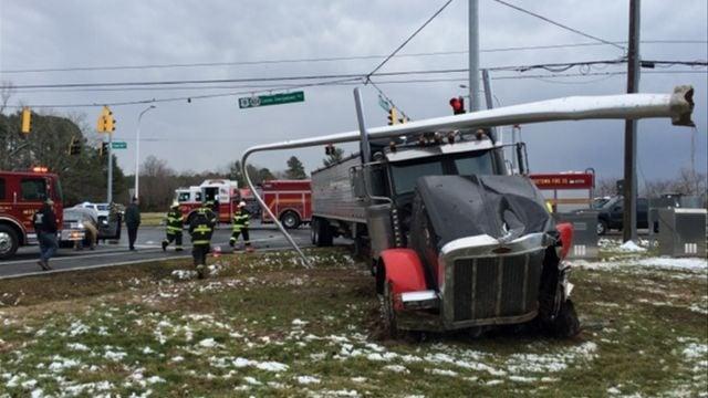 UPDATE: Crash under investigation on Route 9 in Georgetown