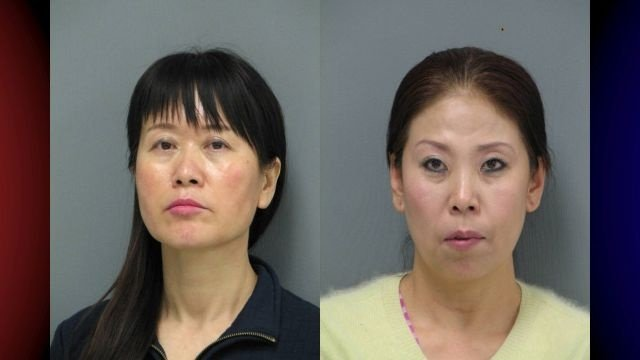 Undercover cops bust massage parlor in Lewes for