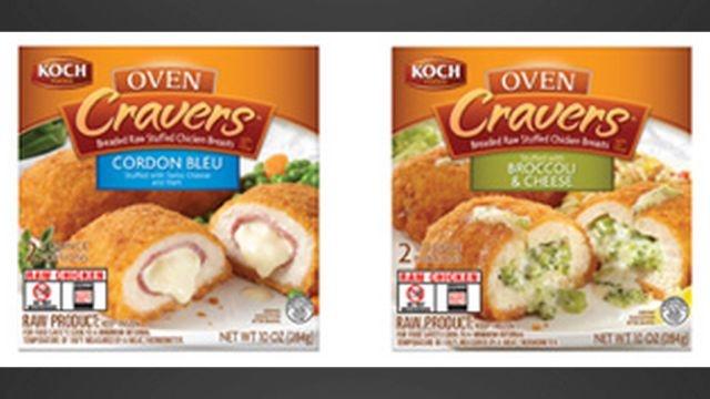 Aspen Foods Recalls Oven Cravers Due To Possible Salmonella