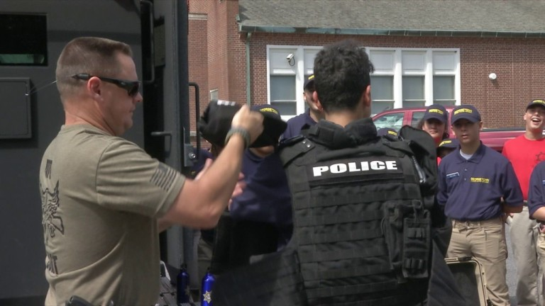 Georgetown PD continues developing relationship with youth - 47abc
