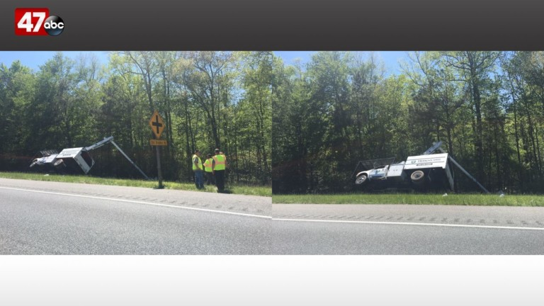 Industrial accident along route 50 sends one to shock trauma - 47abc