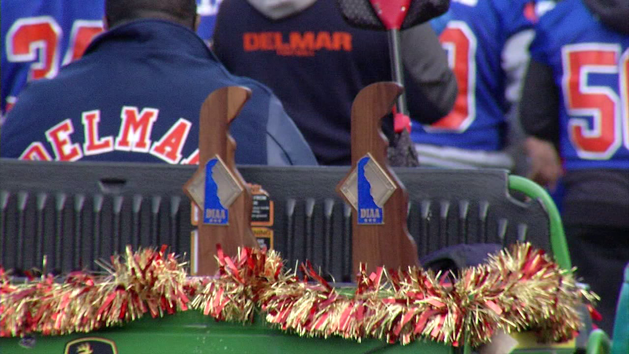 Delmar Christmas Parade 2020 State champions highlight Delmar Christmas Parade   47abc