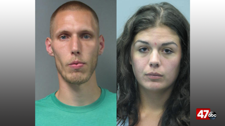 Two charged for shoplifting and fraudulent returns at