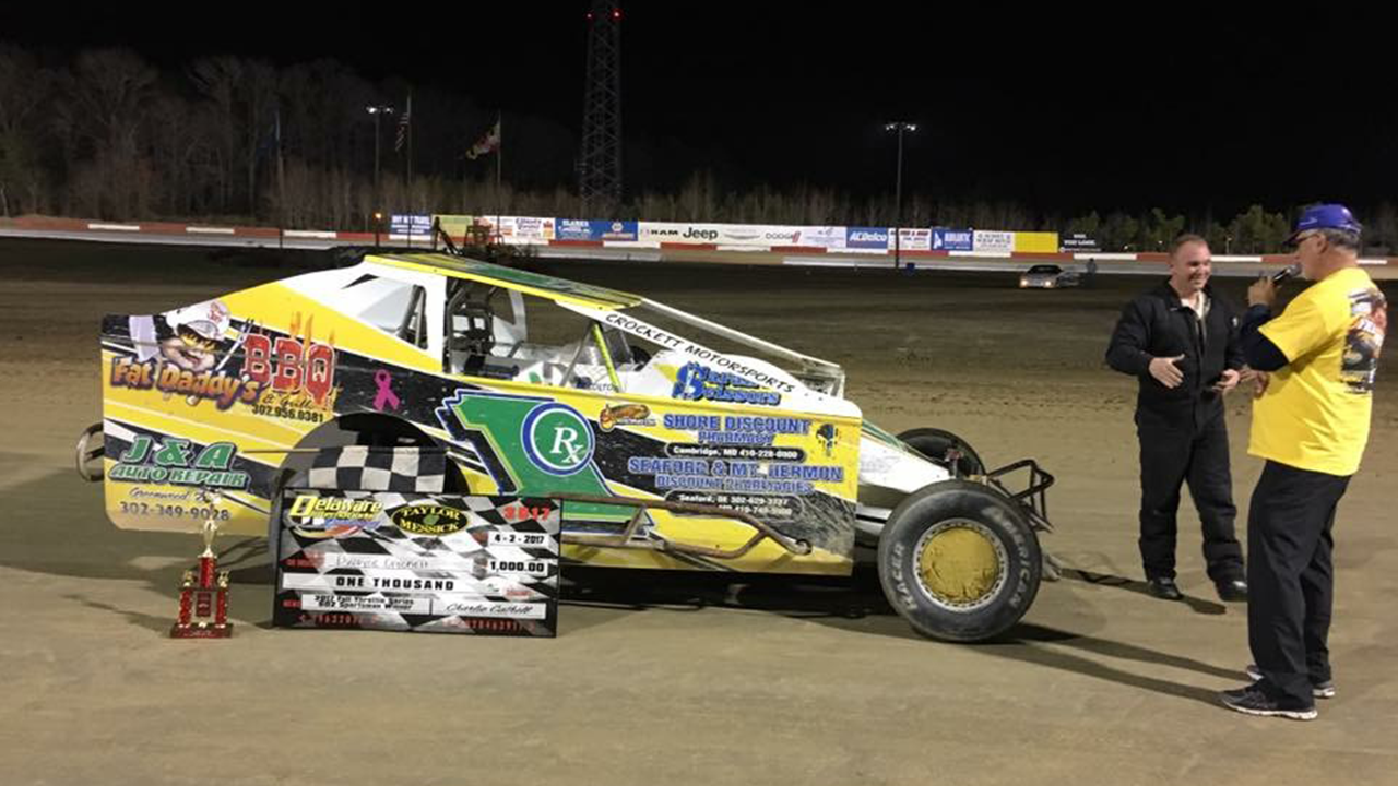 Results: Full Throttle racing Series at the Delaware