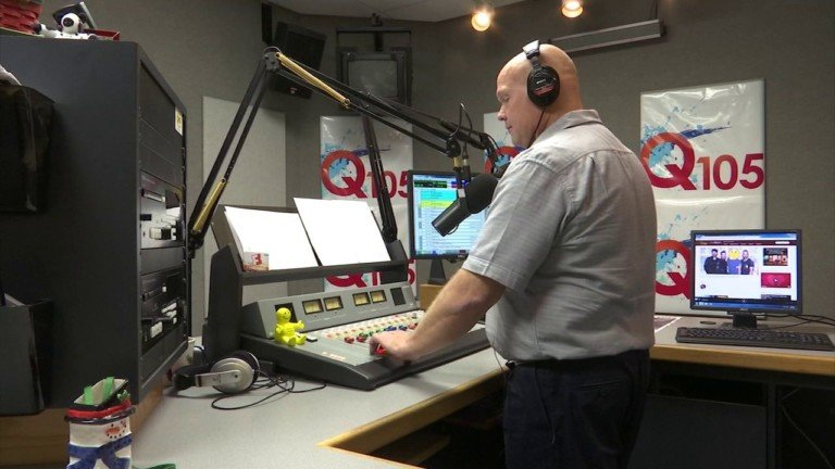 Wednesday Morning, a local radio station, announced they just started playing holiday music. Folks from Q105 radio tell us this has been a tradition for the ...