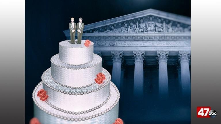 Wedding Cake Supreme Court.Supreme Court Justices Side With Colorado Baker On Same Sex Wedding