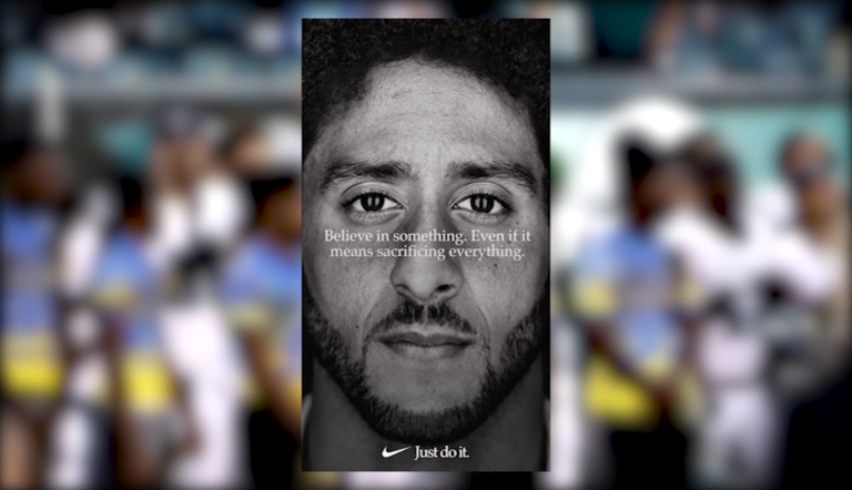Delmarva reacts to Kaepernick controversial Nike ad featuring Colin Kaepernick to 880e96