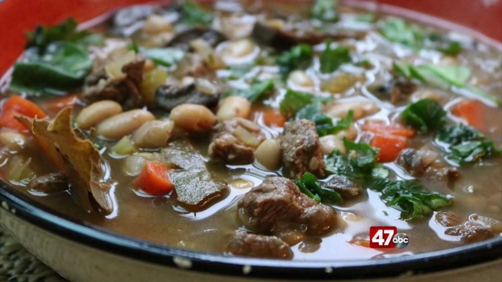 Sirloin Bean Soup