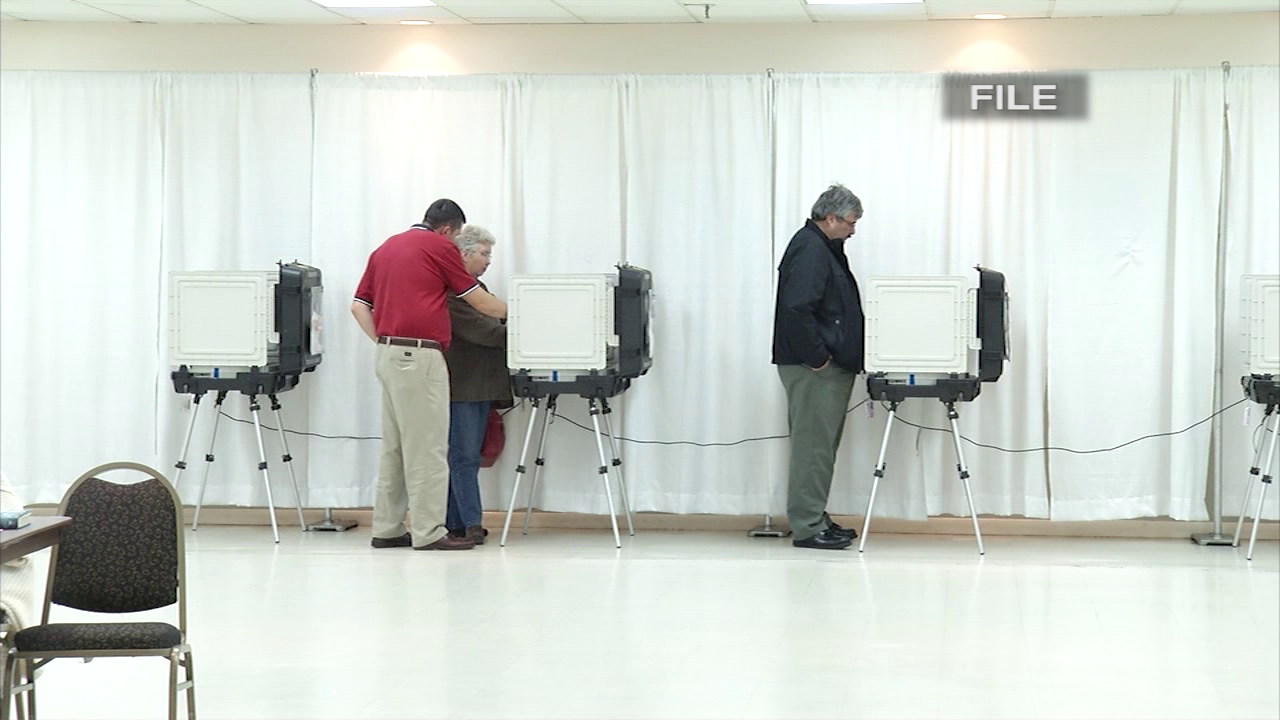 Election officials give tips just in case there's voter