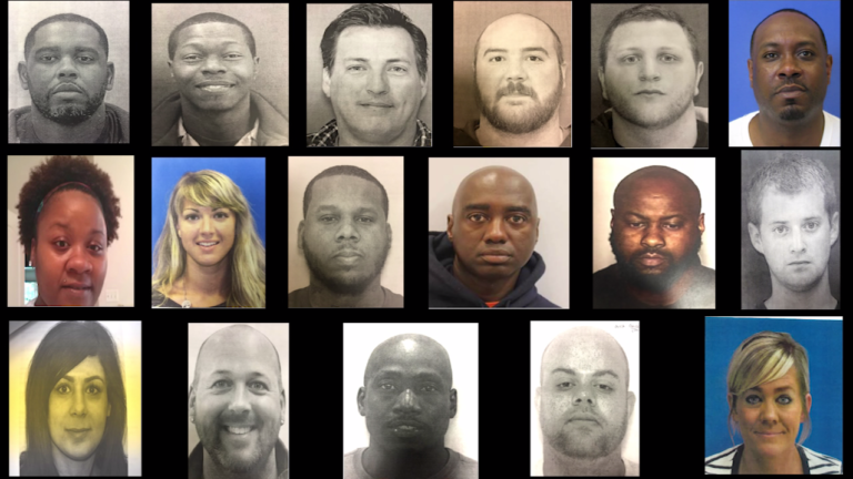 17 arrested in Talbot County drug investigation - 47abc