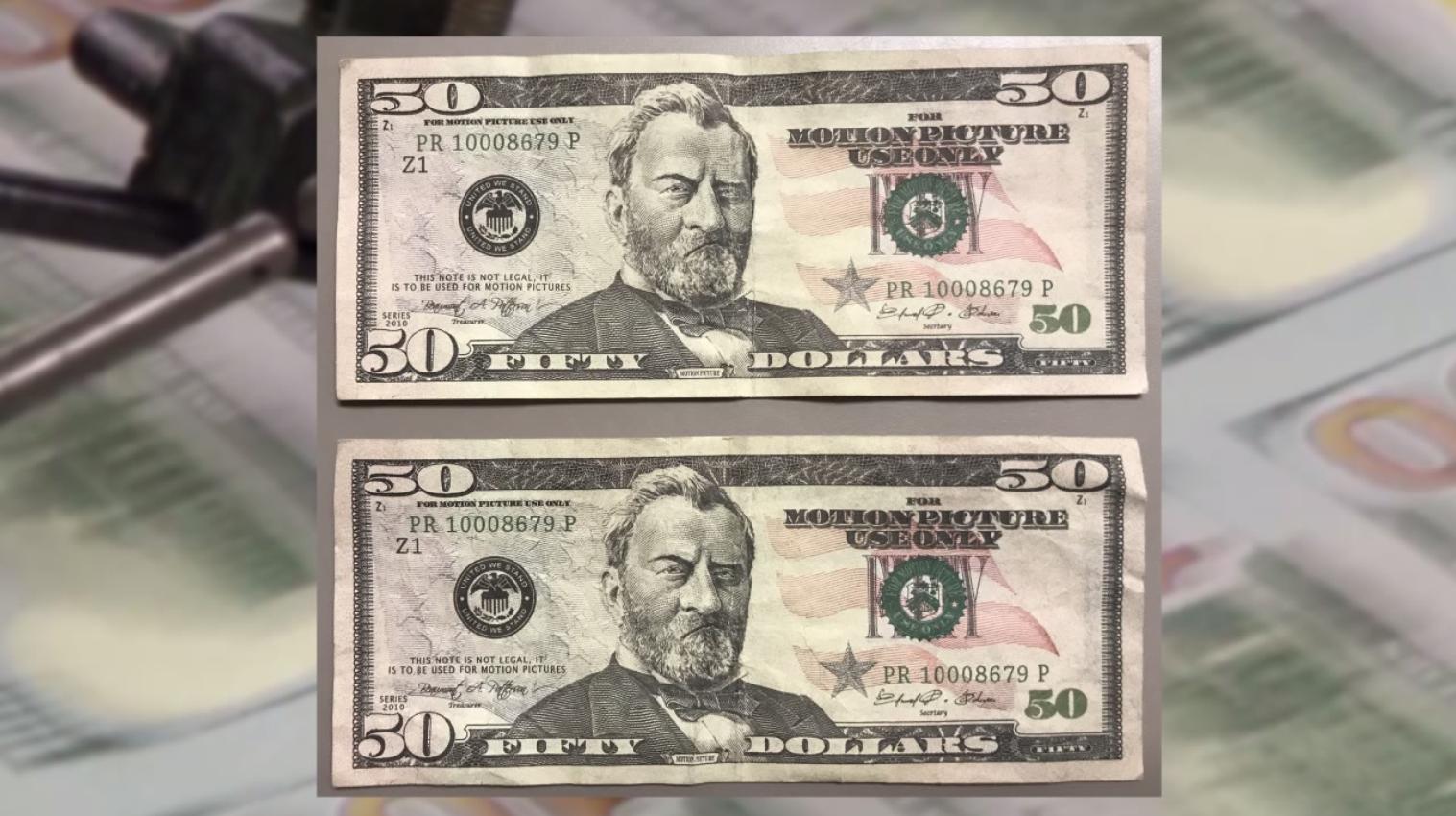 Fake money circulating around Salisbury yet again - 47abc