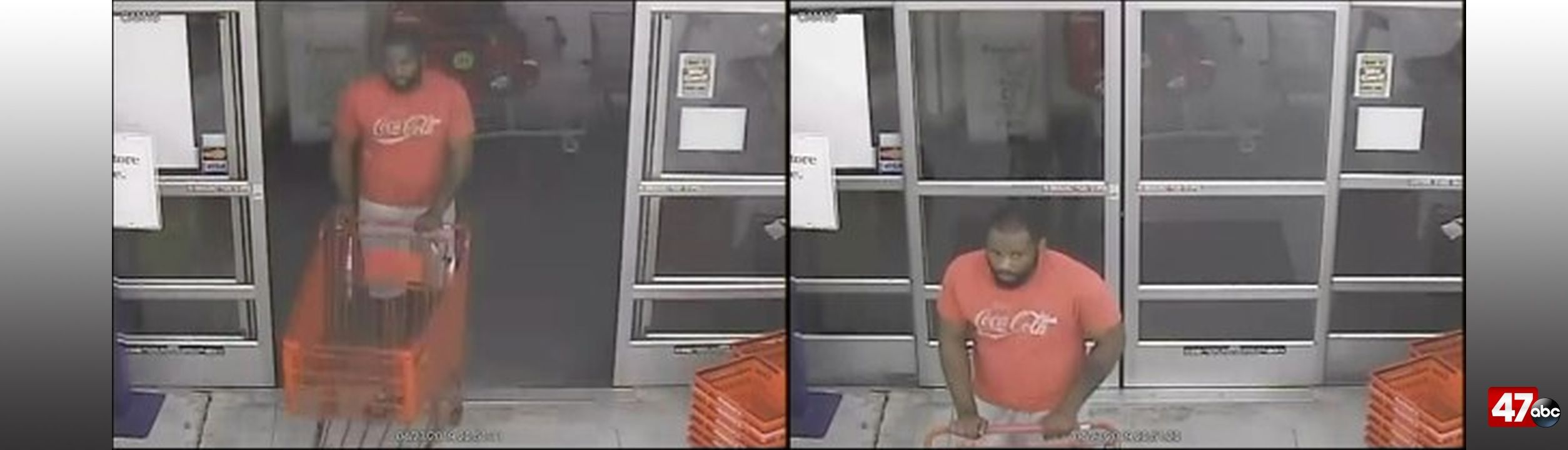 Milford Police asking for help identifying shoplifting