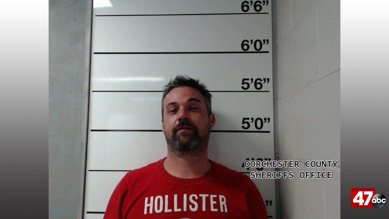 Federalsburg man arrested on multiple drug charges - 47abc