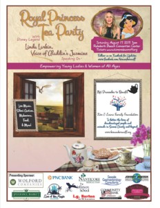 Royal Princess Tea Party @ Rehoboth Beach Convention Center | Rehoboth Beach | Delaware | United States