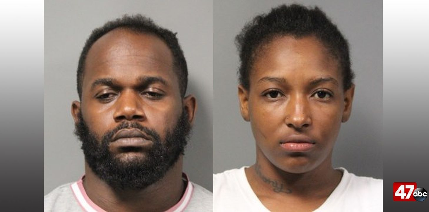Probation check leads to drug and firearms charges for two - 47abc