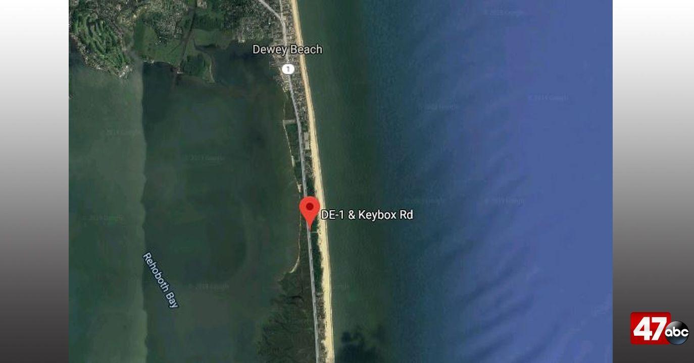Police investigating serious crash on Coastal Highway - 47abc