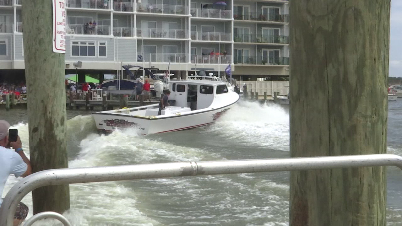 Crisfield boat docking competition draws in thousands - 47abc