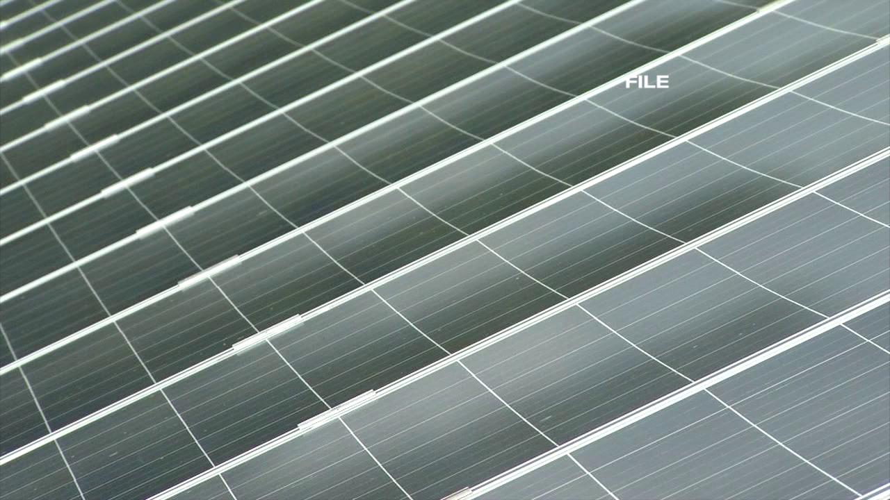 New Solar Panels To Be Installed In Pittsville 47abc