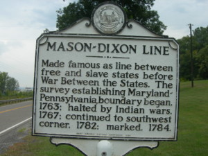 The Mason Dixon Line: The Story Behind the Boundary @ Delmar Public Library