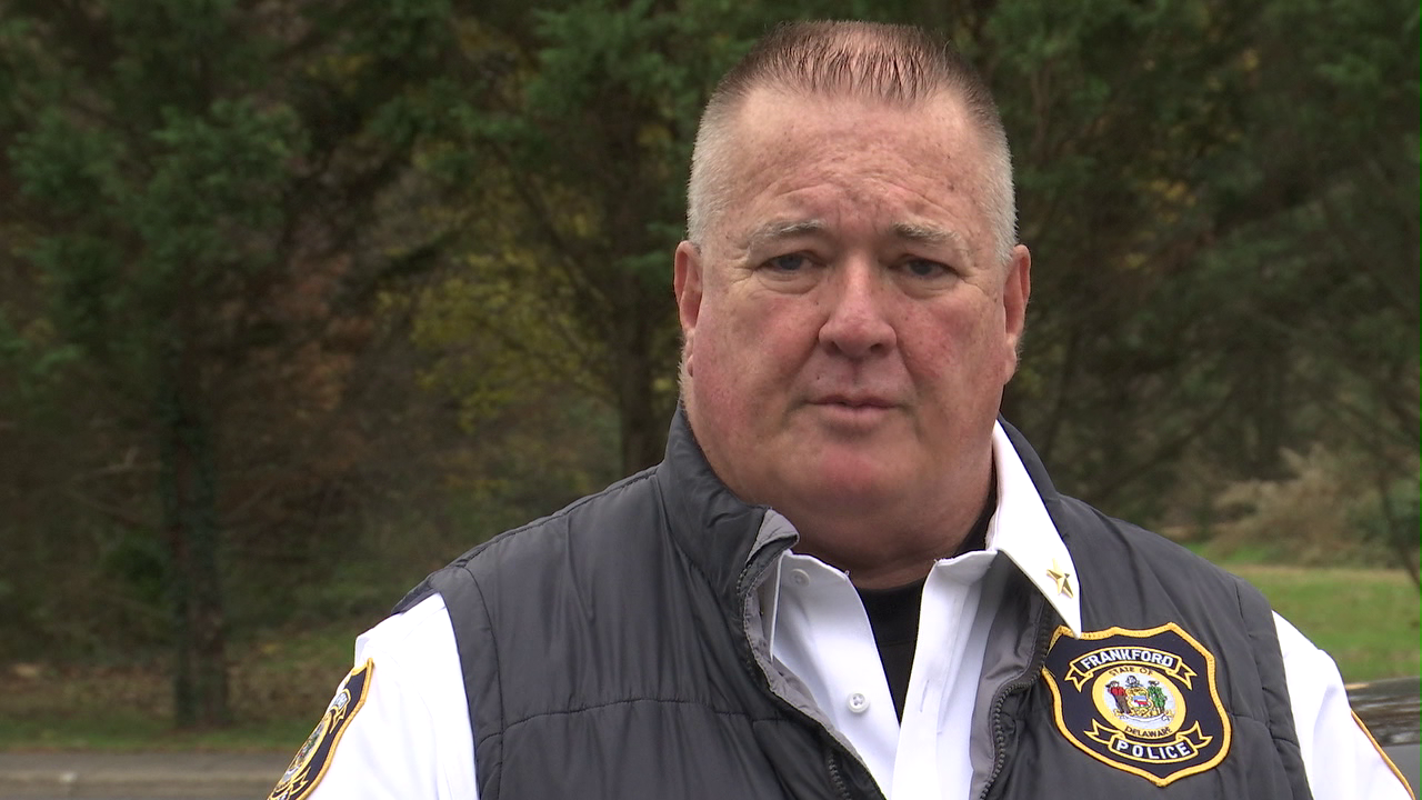 Corrigan selected as new Frankford police chief - 47abc
