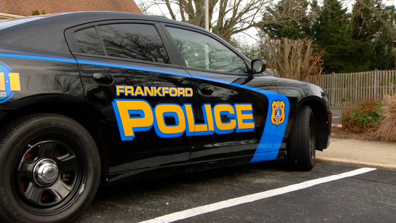New Frankford police chief shares goals for department - 47abc