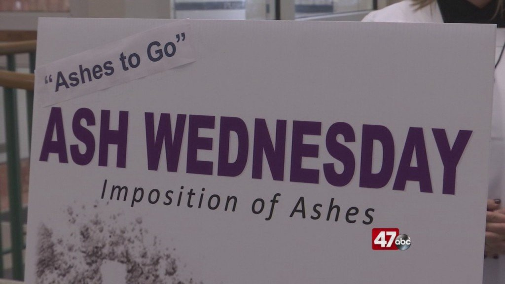 New Tradition For Ash Wednesday