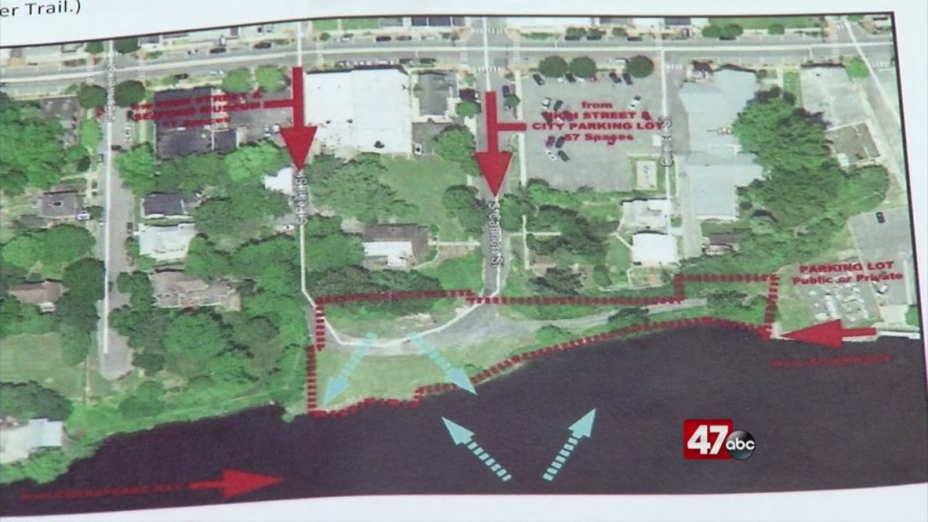 Approved Plan For New Park