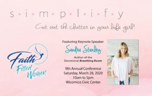 Faith Filled Women Conference @ Wicomico Youth and Civic Center