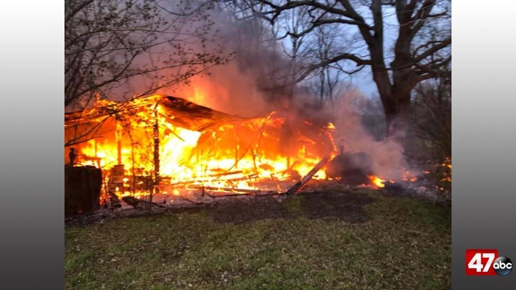 1280 Delmar Chicken House Fire