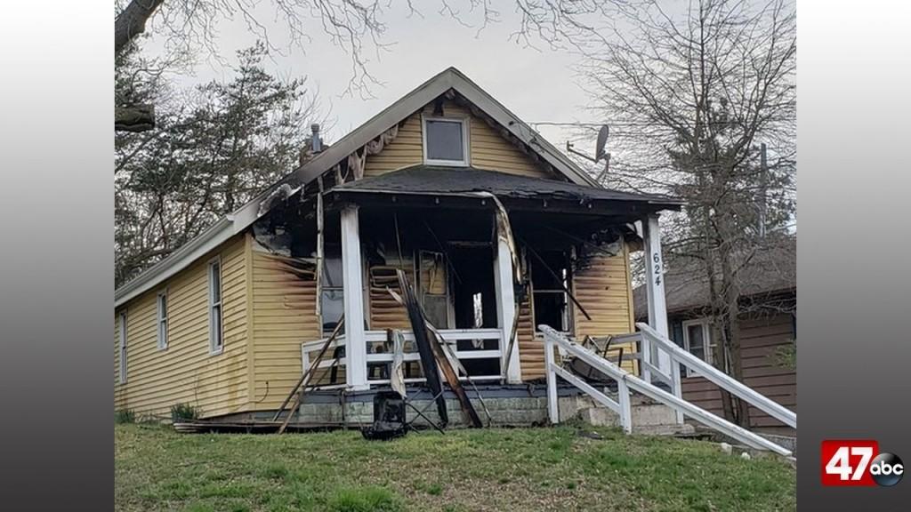 1280 Priscilla Street Fire