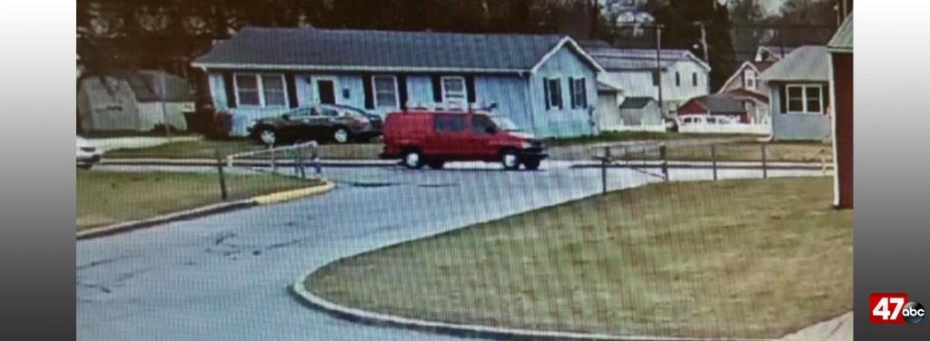 1280 Suspicious Van