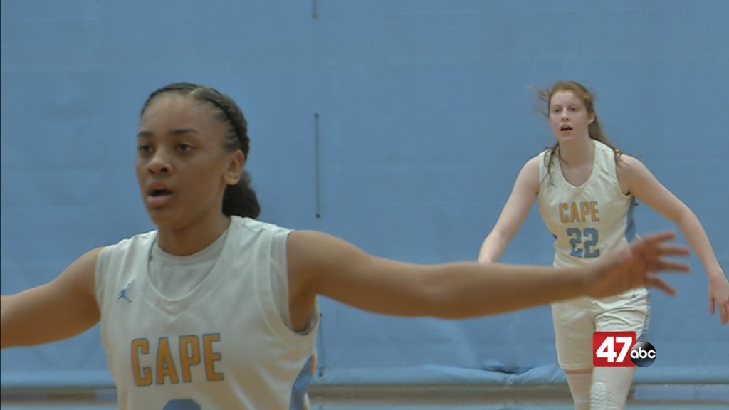 Cape Girls Vs. Tatnall State Qf