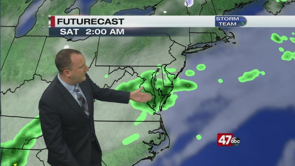 Evening Forecast Video 3.20.20