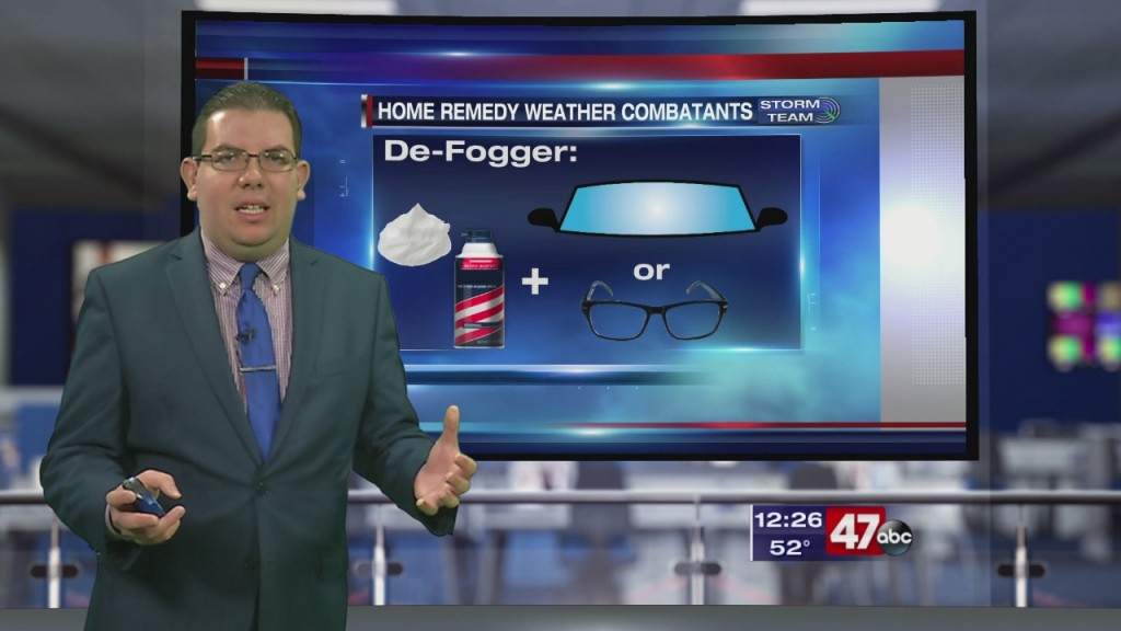 Weather Tidbits: Home Remedy Weather Combatants