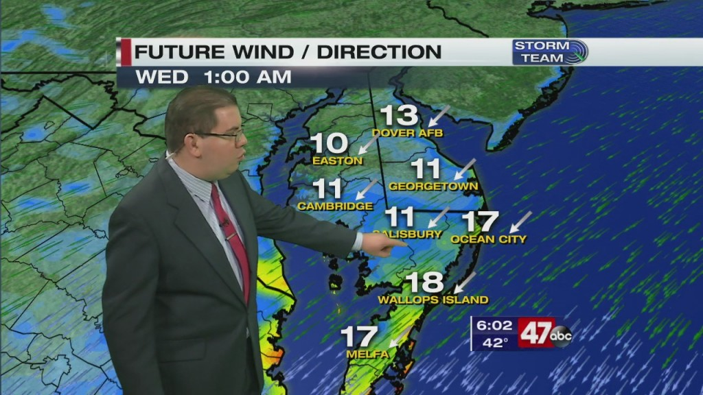 Morning Forecast Video 3.31.20