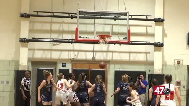 Easton Vs. Marriotts Ridge Girls Basketball 03 06 2020